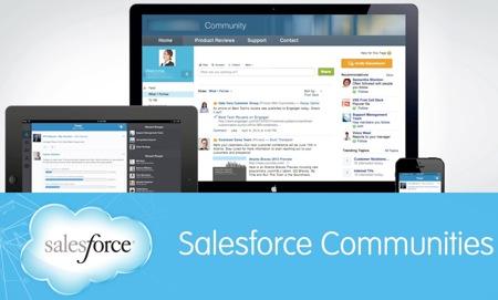 Salesforce Communities 450